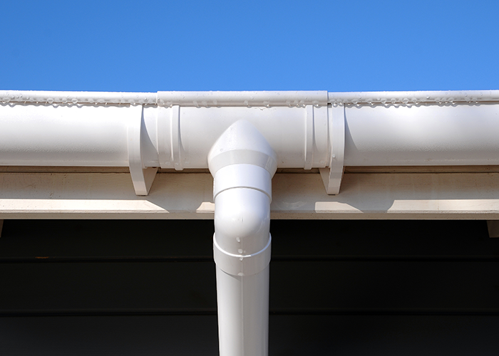 Seamless gutters price per metre